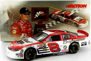 Dale Earnhardt Jr #8 Budweiser / Born On Date Twin 125 Win / Raced Version 2004 Monte Carlo
