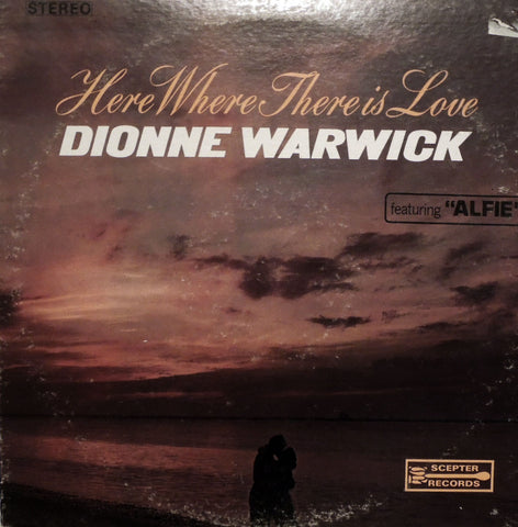 Dionne Warwick. Here Where There is Love