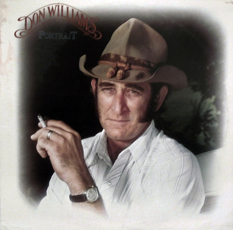 Don Williams. Portrait