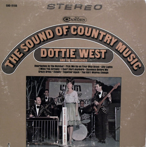 Dottie West and the Heartaches. The Sound Of Country Music