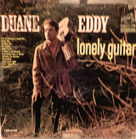 Duane Eddy. Lonely Guitar