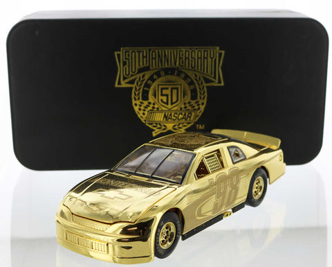 NASCAR  50TH Anniversary Monte Carlo 24 Karat Gold Plated