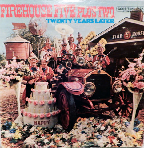 Firehouse Five Plus Two. Twenty Years Later
