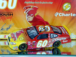 Greg Biffle #60 Justice League Charter 2004 Ford Taurus Nascar Diecast