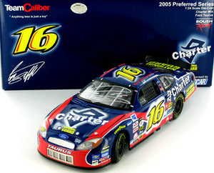 Greg Biffle #16 Charter / National Guard 2005 Ford Taurus Nascar Diecast