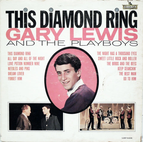 Gary Lewis and The Playboys. This Diamond Ring