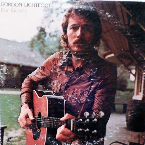 Gordon Lightfoot. Don Quixote