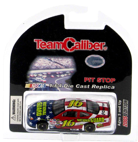 Greg Biffle #16 National Guard 2005 Ford Taurus Nascar Diecast