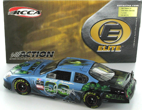 Hulk Program Car, 2003 Monte Carlo Elite, Autographed