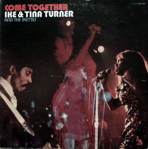 Ike and Tina Turner. Come Together