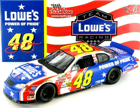 Jimmie Johnson #48 Lowe's 2003 Monte Carlo Nascar Diecast