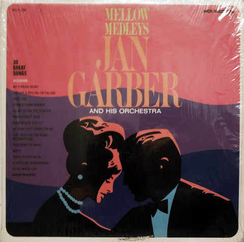 Jan Garber and his Orchestra. Mellow Medleys