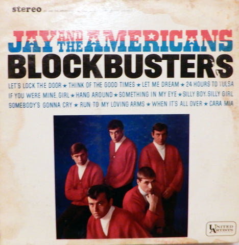 Jay and the Americans. Blockbusters