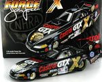 John Force Castrol GTS/10X Champion 2001 Mustang Funny Car