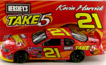 Kevin Harvick #21 Hershey's / Hershey's Take 5 2005 Monte Carlo Nascar Diecast