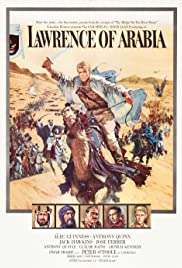 VHS Tape. Lawrence of Arabia starring Peter O'Toole