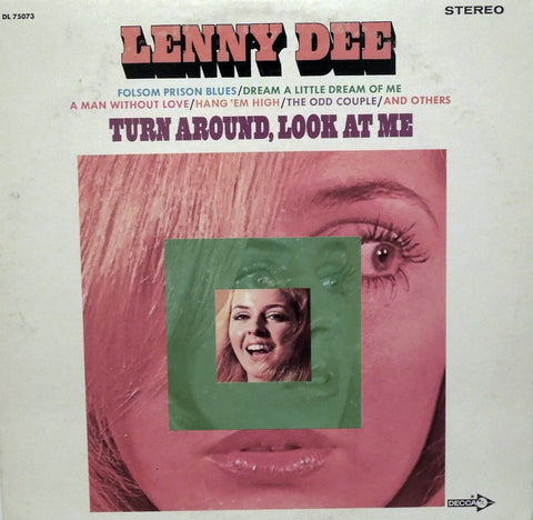 Lenny Dee. Turn Around, Look At Me