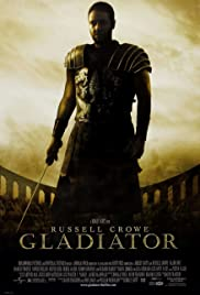 VHS Tape. Gladiator starring Russell Crowe
