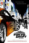 DVD. The Fast and the Furious - Tokyo Drift starring Lucas Black