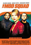 VHS Tape. The Mod Squad starring Claire Danes, Giovanni Ribisi and Omar Epps