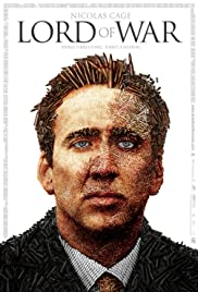 DVD. Lord of War starring Nicholas Cage