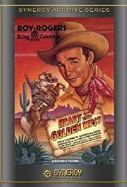 "VHS Tape. Heart of the Golden West starring Roy Rogers, Smiley Burnette, and George ""Gabby"" Hayes"