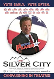 DVD.  Silver City starring Chris Cooper, Thora Birch and Maria Bello