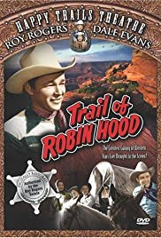 VHS Tape. Trail of Robin Hood starring Roy Rogers, Penny Edwards & Trigger