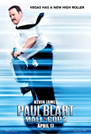 DVD. Paul Blart: Mall Cop 2 starring Kevin James