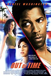 DVD. Out of Time starring Denzel Washington and Eva Mendes