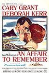 VHS Tape. An Affair to Remember starring Cary Grant & Deborah Kerr
