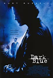 DVD. Dark Blue starring Kurt Russell, Scott Speedman and Lolita Davidovich