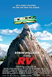 DVD. RV starring Robin Williams, Cheryl Hines & Kristin Chenoweth
