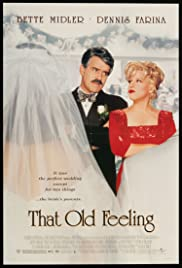 VHS Tape. That Old Feeling starring Bette Midler and Dennis Farina