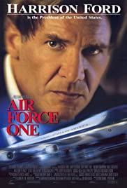VHS Tape. Air Force One starring Harrison Ford, Gary Oldman & Glenn Close