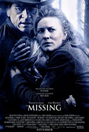 DVD. The Missing starring Tommy Lee Jones, Cate Blanchett, Aaron Eckhart and Val Kilmer