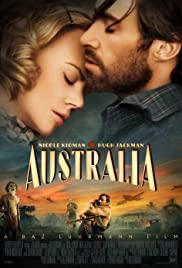 DVD. Australia starring Nicole Kidman and Hugh Jackman