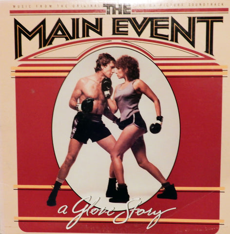 The Main Event Album is Music from the Original Motion Picture Soundtrack