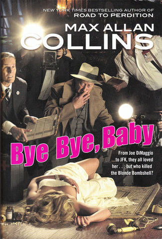 Book. Max Allan Collins. Bye Bye, Baby