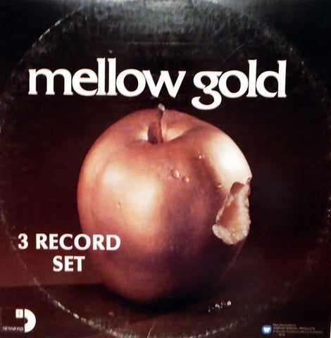 Mellow Gold. 3 Record Set. 33 Hits.