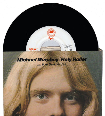 Michael Murphey. Holy Roller / Holy Roller