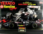 Michael Andretti #6 Texaco Havoline 1996 Diecast Bank