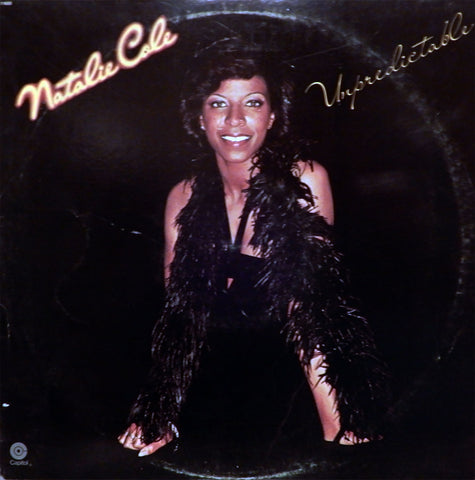 Natalie Cole. Unpredictable
