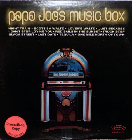 Papa Joe's Music Box