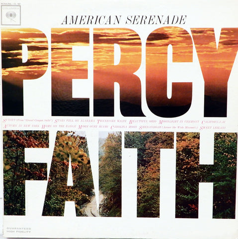 Percy Faith. American Serenade