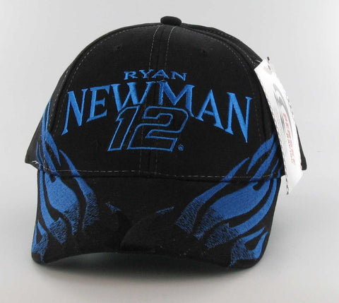 Ryan Newman #12 Blue Flame Official Cap Nascar Diecast