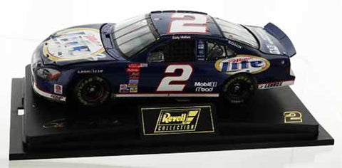 Rusty Wallace. #2  2001 Miller Lite Ford. Raced Version - Autographed.