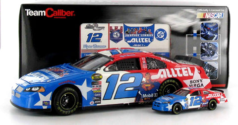 Ryan Newman #12 Justice League/Alltel 2004 Dodge Twin Pack Diecast