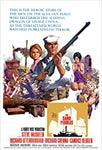 VHS Tape. The Sand Pebbles starring Steve McQueen