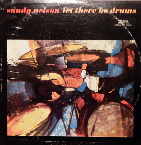 Sandy Nelson. Let There Be Drums